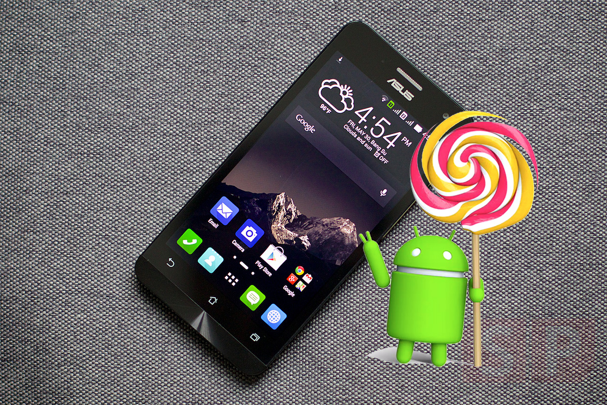 Como instalar Lollipop 3 24 40 78 no Zenfone 5 – TOTAL ANDROID